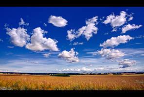 Summer Sky by KeldBach