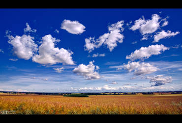 Summer Sky by KeldBach