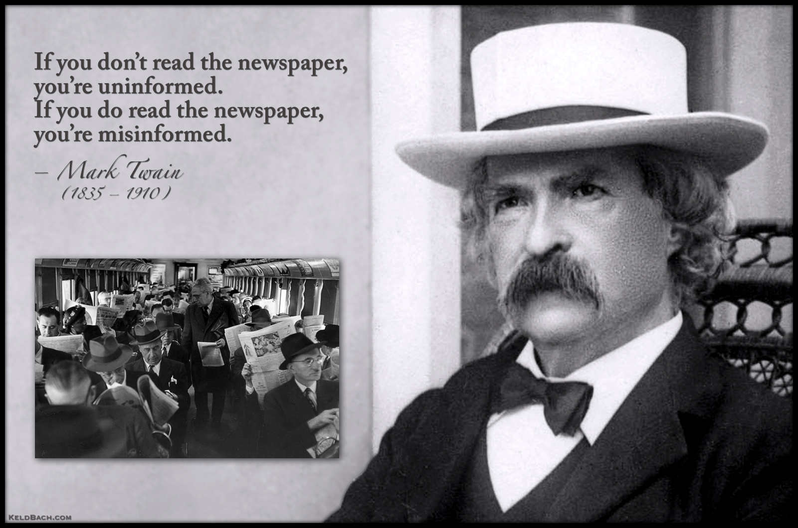 Fake News is Nothing New by KeldBach