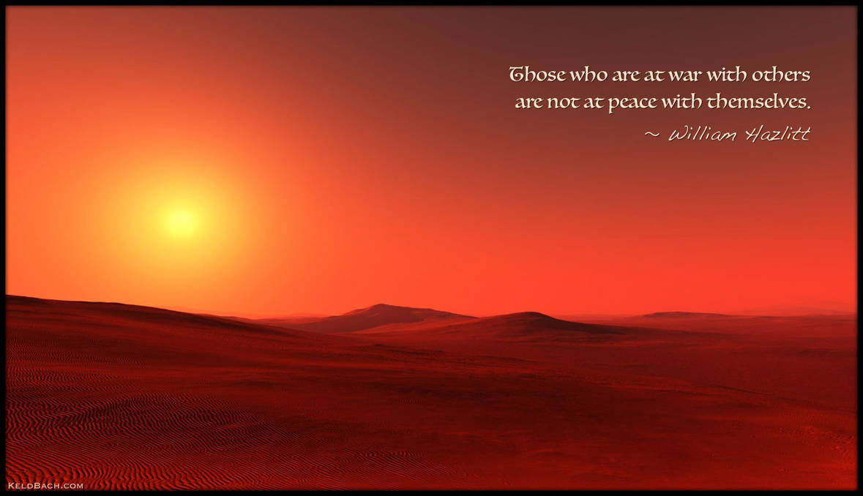 War and Peace by KeldBach