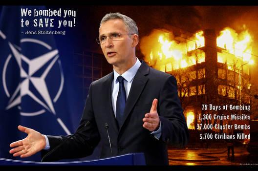 NATO's 'Humanitarian' Mission in Yugoslavia, 1999