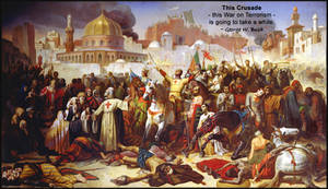 Revival of the Crusades by KeldBach