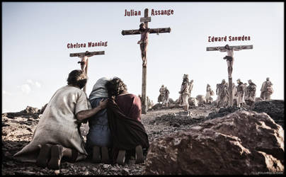 Crucifying the Truth Tellers