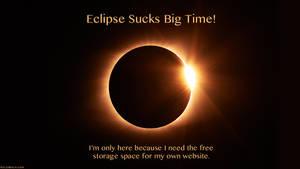 Eclipse Sucks Big Time!