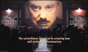 The Surveillance States Will Outlast Coronavirus by KeldBach