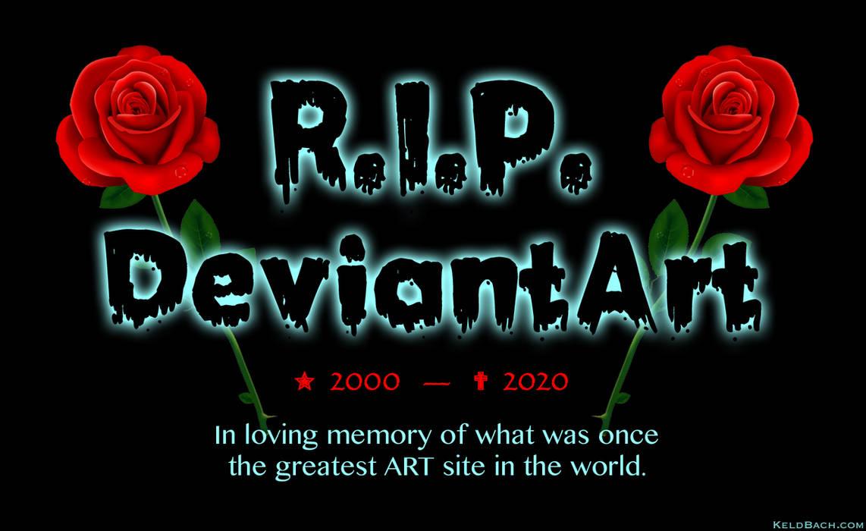 R.I.P. DeviantArt