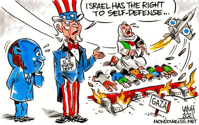 More American Hypocrisy by KeldBach