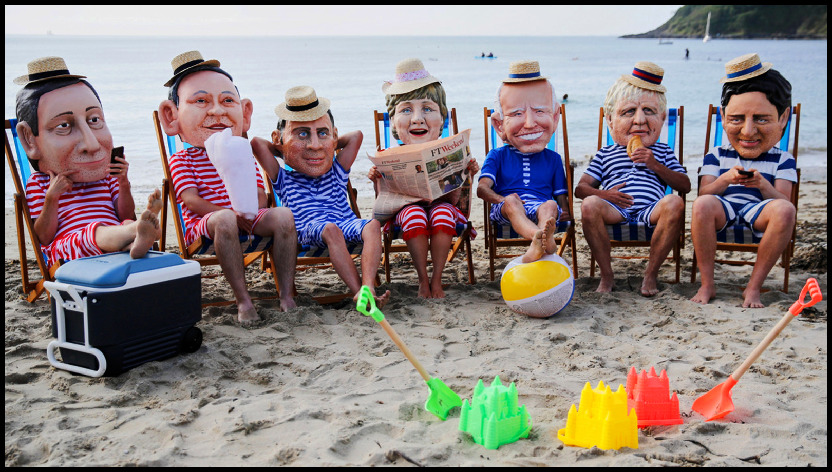 The Great G7 Summer Excursion 2021