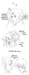 True Love - read it with the song bellow by shittyloops