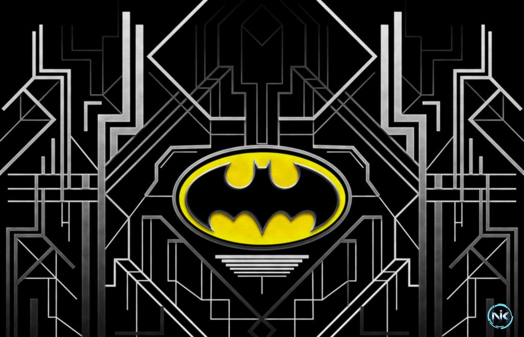 Batman Symbol By Darthblinx On Deviantart