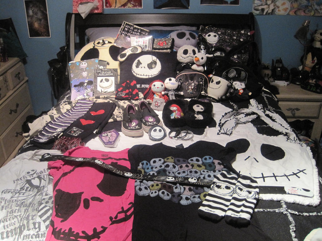 My nightmare before christmas collection by ringo101 on for Bedroom ideas emo
