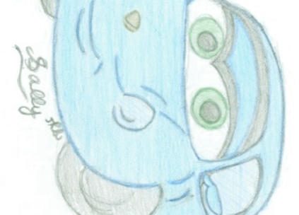 Fan Arts Disney_Pixar_Cars__Sally_by_xXmybrokendreamsXx
