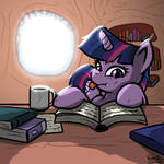 Case of the Mondays - Twilight Sparkle