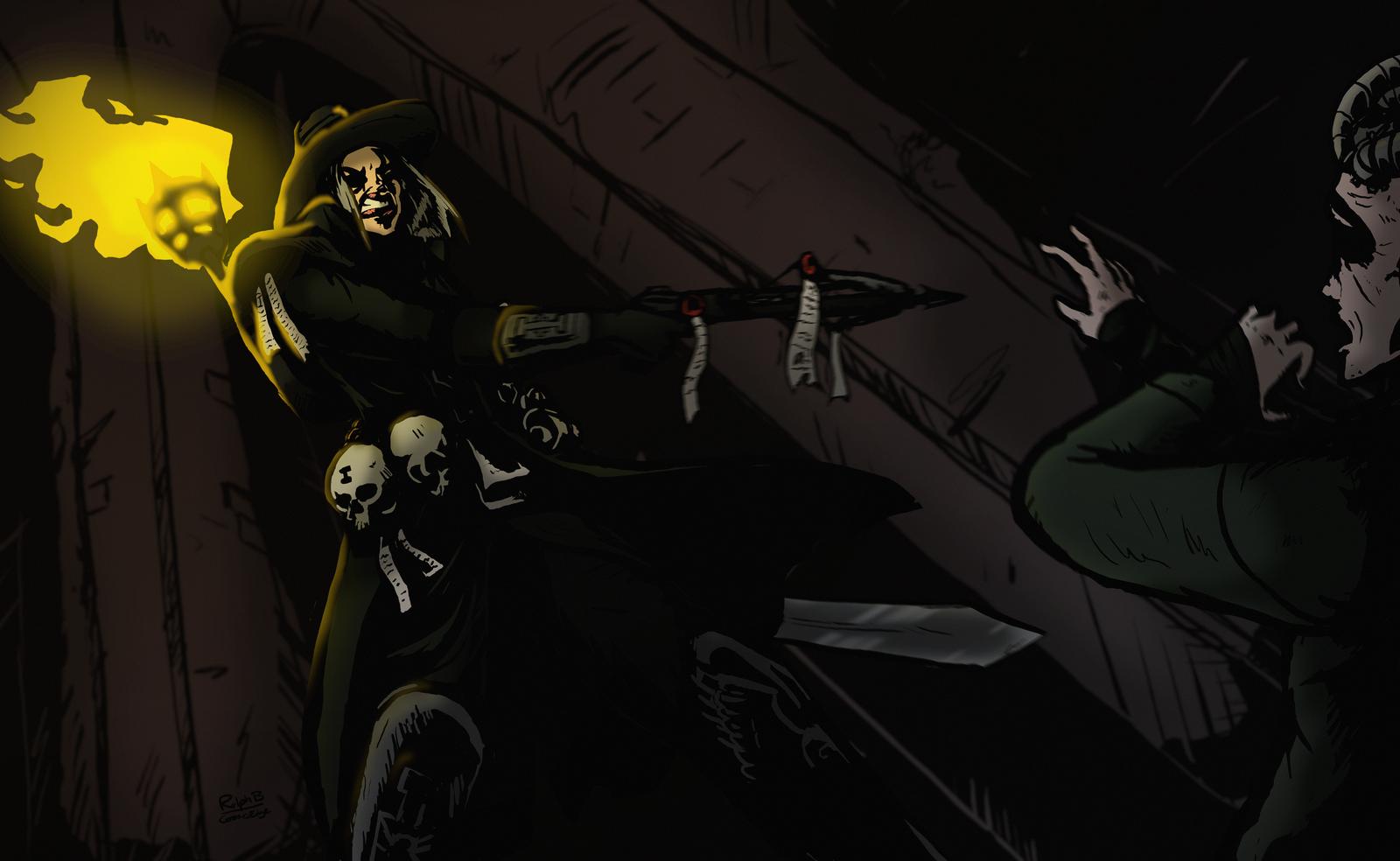 Die, Heretic! by CorsairsEdge