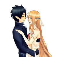 SAO_Finally, Back in your arms by prince-buggy