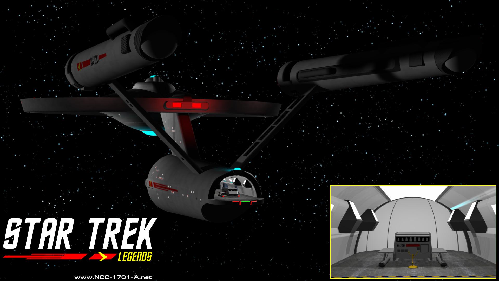 Star Trek Saturday 02 by STLegends