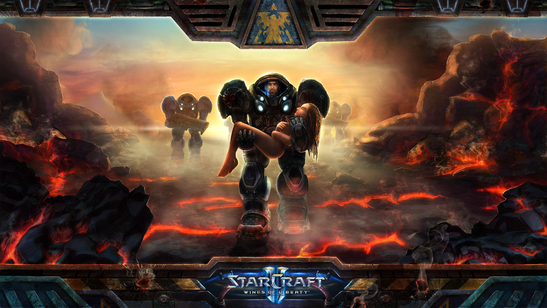 StarCraft 2 by shalizeh