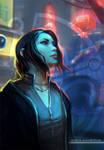 Dreamfall Chapters. Zoe Castillo