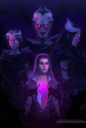 Dreamfall Chapters: Umbrae by shalizeh