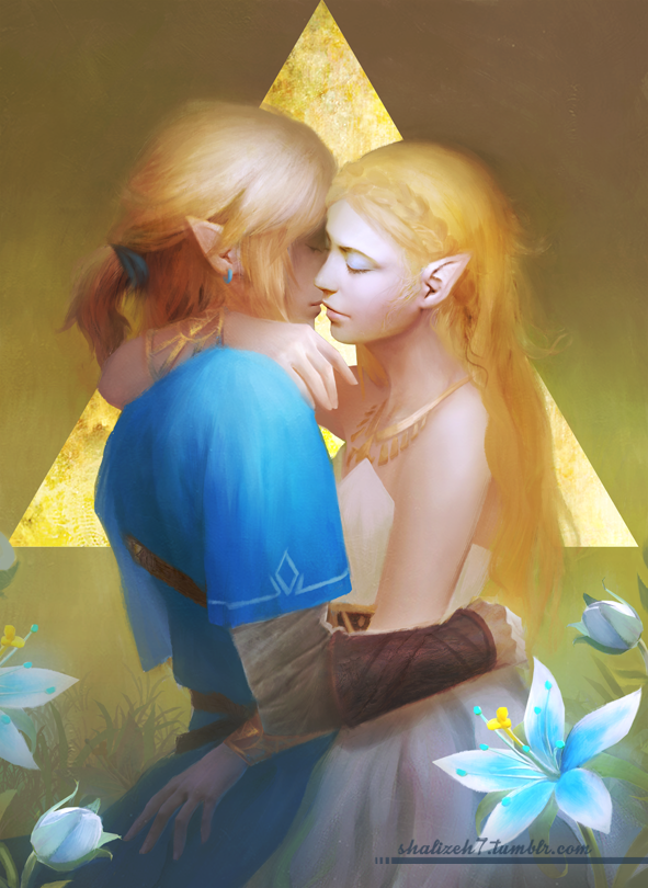 Breath of the Wild by shalizeh