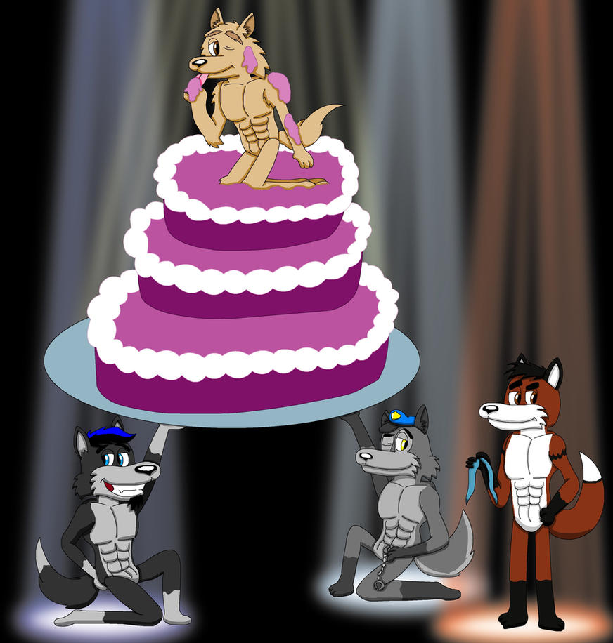 Bring out the big cake by marlon94 on DeviantArt