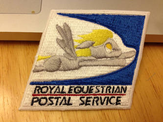 Royal Equestrian Postal Service by ScrwLoose
