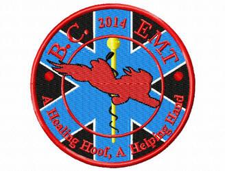 Bronycon EMT logo prototype by ScrwLoose