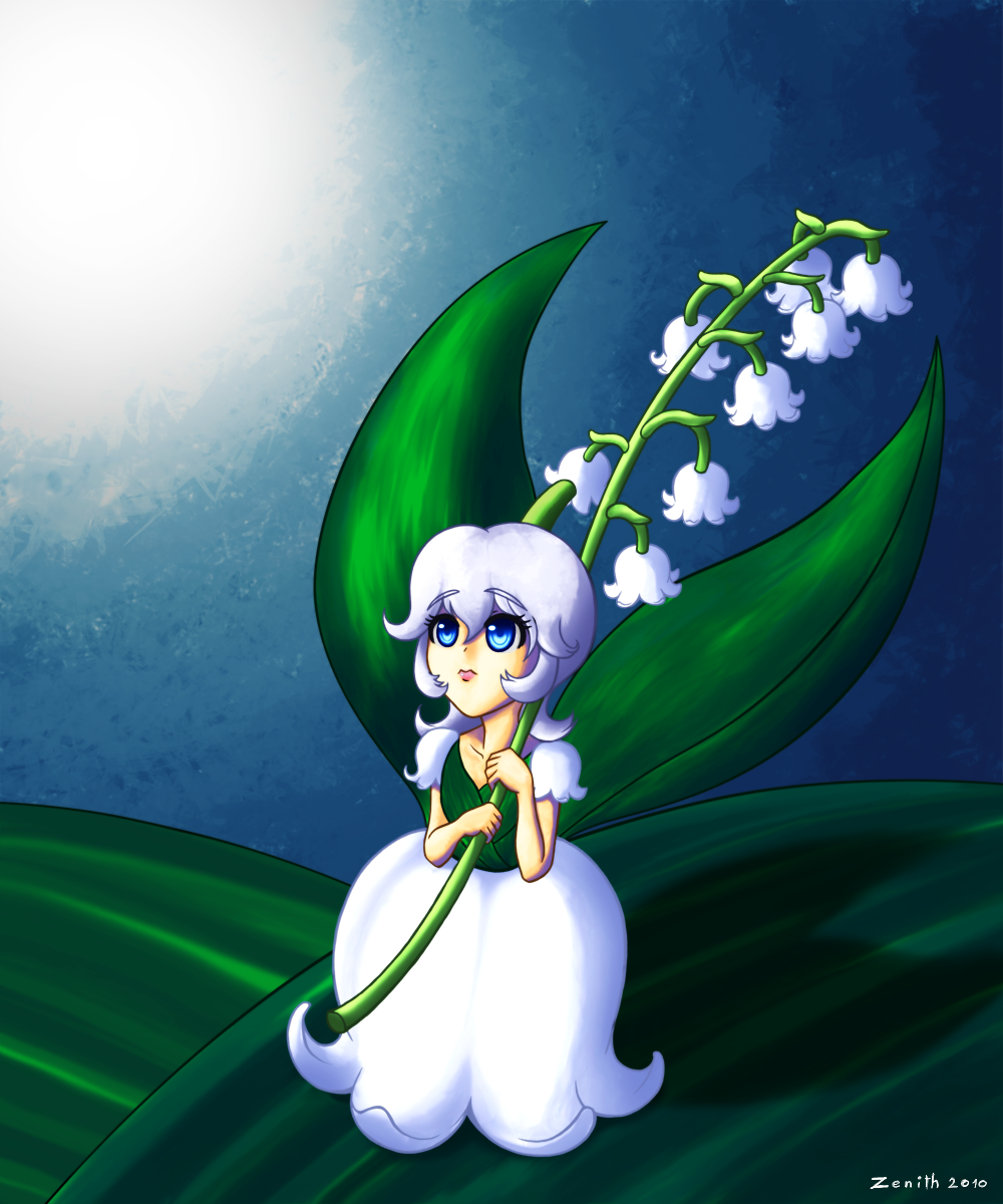 Lily Of The Valley By Zenith30000 On DeviantArt