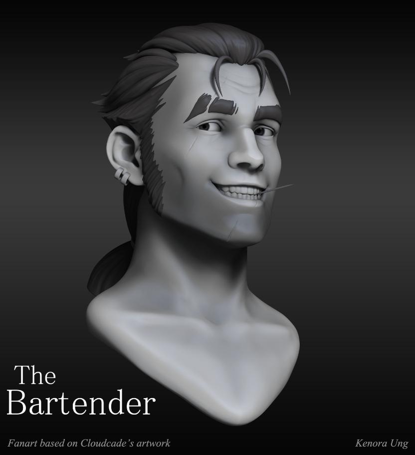 Bartender by Zenith30000