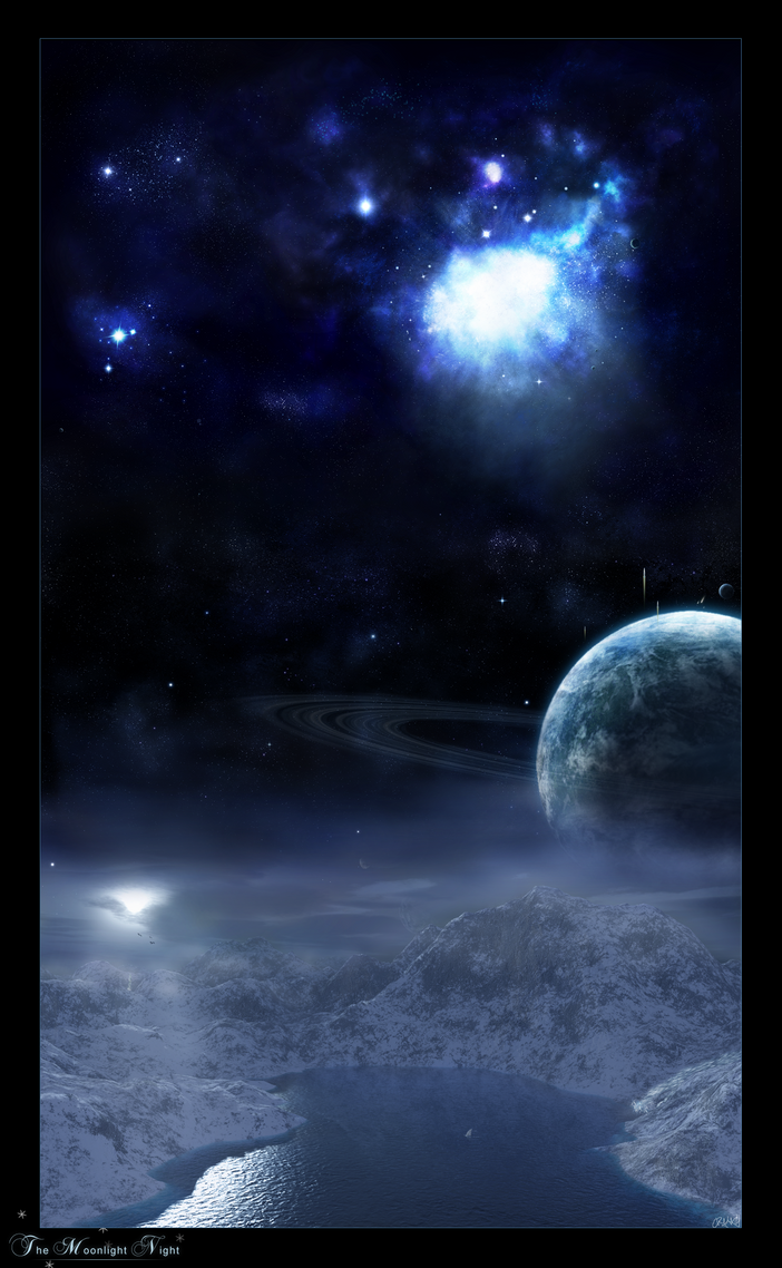 The Moonlight Night by Crunch01
