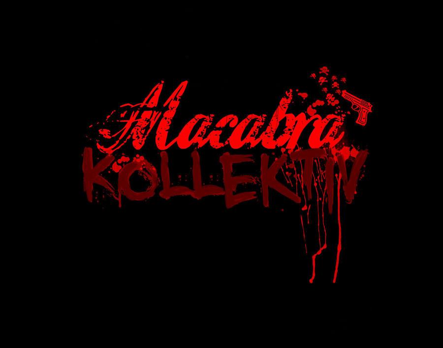 Macabra Logo by koffinkandy