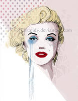 Norma Jean by koffinkandy