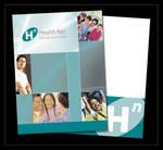 Dental and Vision Folder