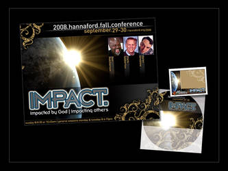 Impact Conference Materials by ecpowell