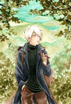Mushishi : A green path