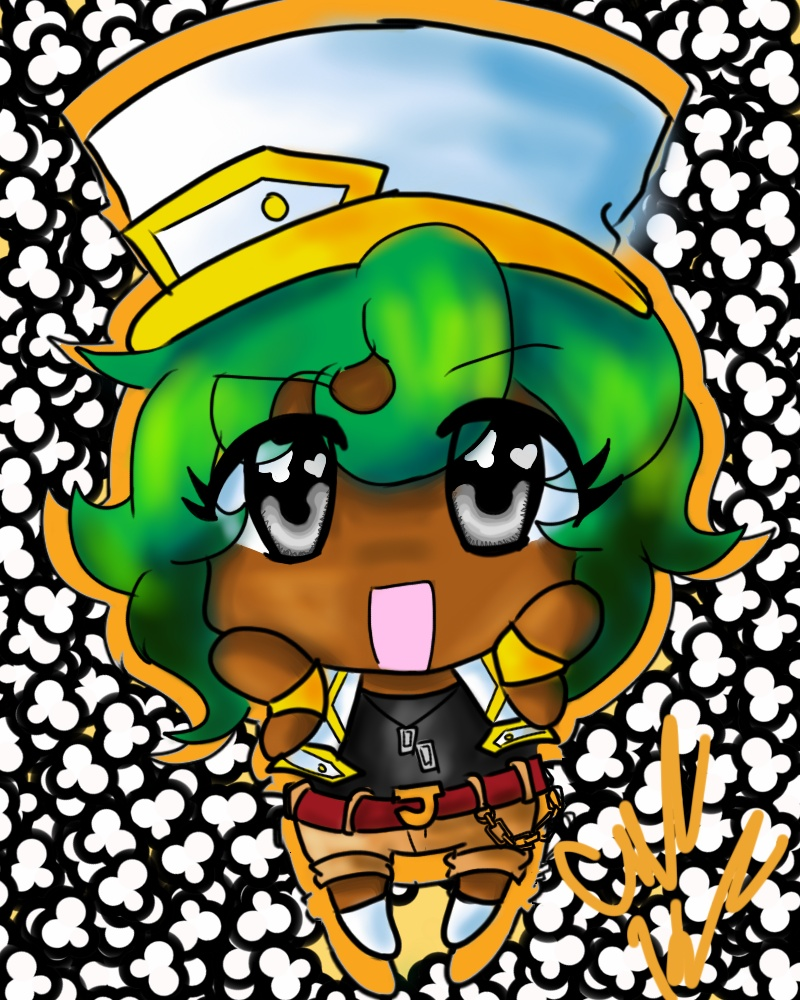 .:Chibi Juniper x3:. by juke-boxx
