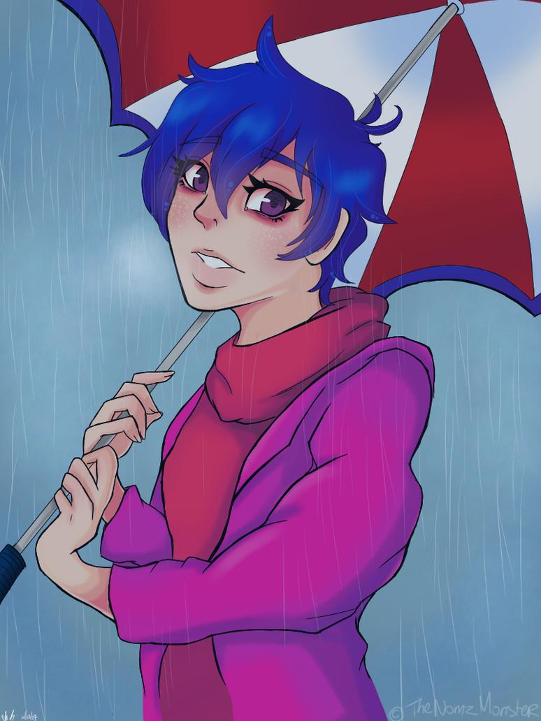 :Gift: Raindrops by juke-boxx