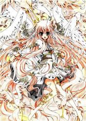 Nora's wings by Teaserd