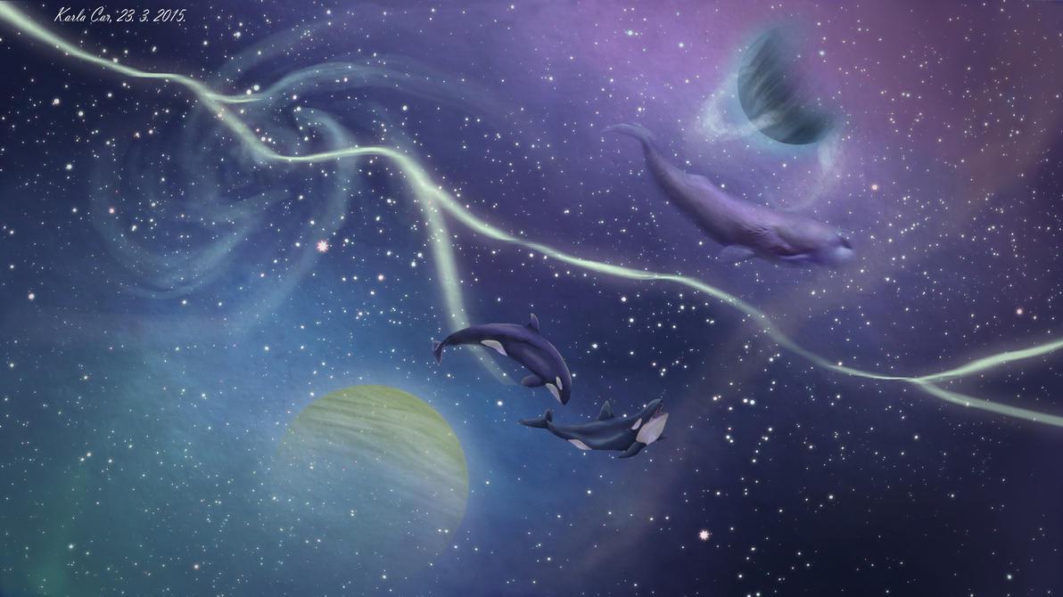 Life in space by pringlesaddict99