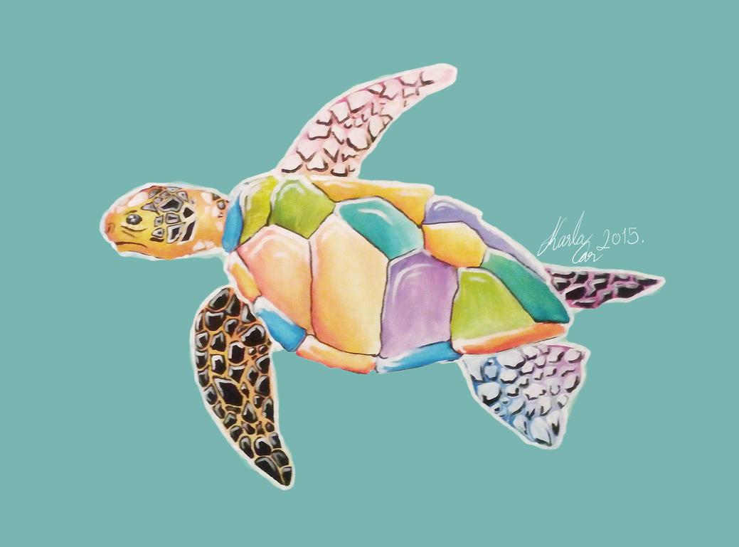 Gay Sea Turtle by pringlesaddict99