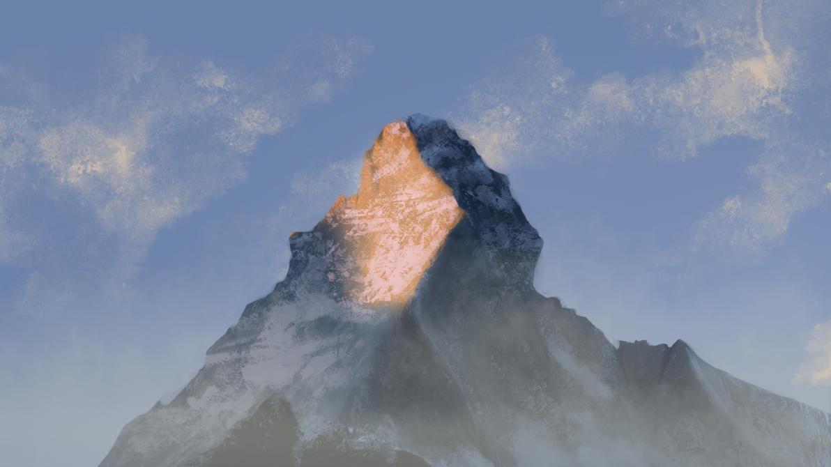 Matterhorn by pringlesaddict99