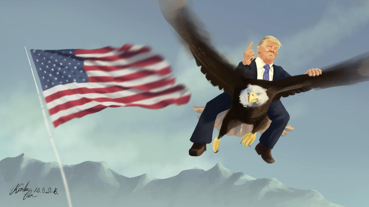 Make America great again by pringlesaddict99