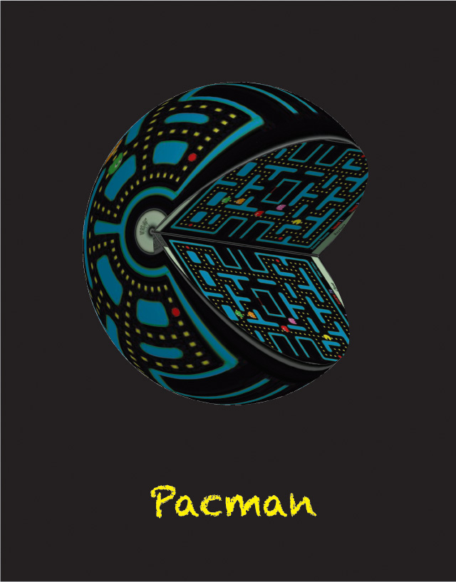 Pac Man 2.0 by RefreshAzure