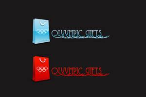 Olympic Gifts Logo by psd-fan