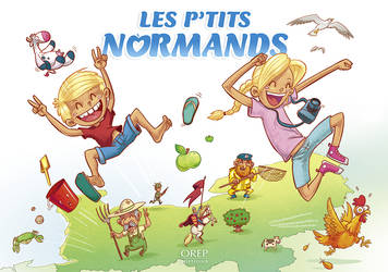 Les p'tits normands by Djoz