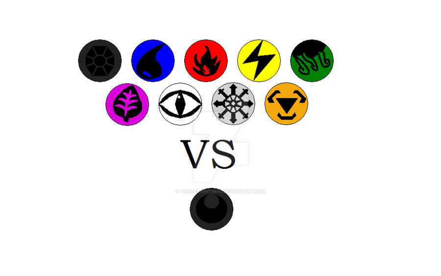 Power Rangers Pokeball Element Symbols By Toaoflight3690 On Deviantart