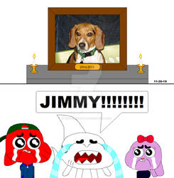 Jimmy, You Will Be Missed