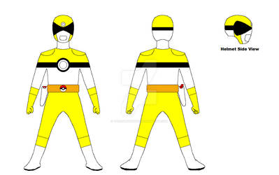 Yellow Ranger Views