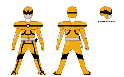 Gold Warrior Ranger Views