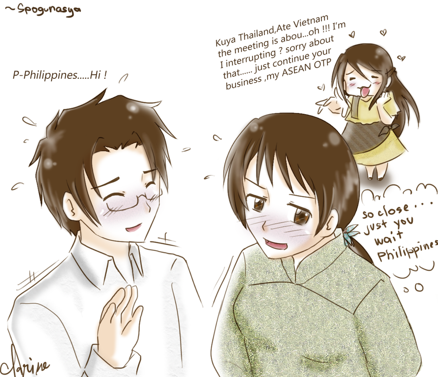 Request : Piri's ASEAN OTP by spogunasya